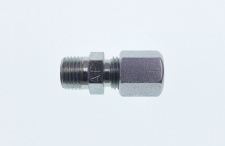 Straight screw coupling
